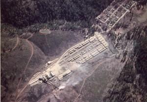 Blagen Mill Aerial Photo