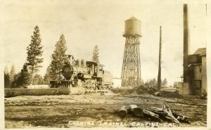 Logging Engine Calpine