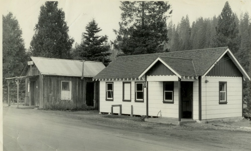 New Post Office White Pines 1948