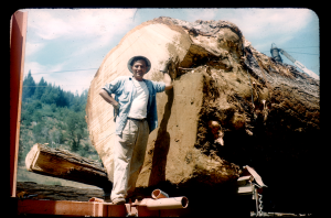 chief-walker-w-big-log
