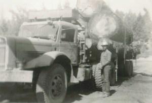 Harold Lloyd (Babe) Hague 1950 Age 19, Stockton Box Mill West Point, Ca