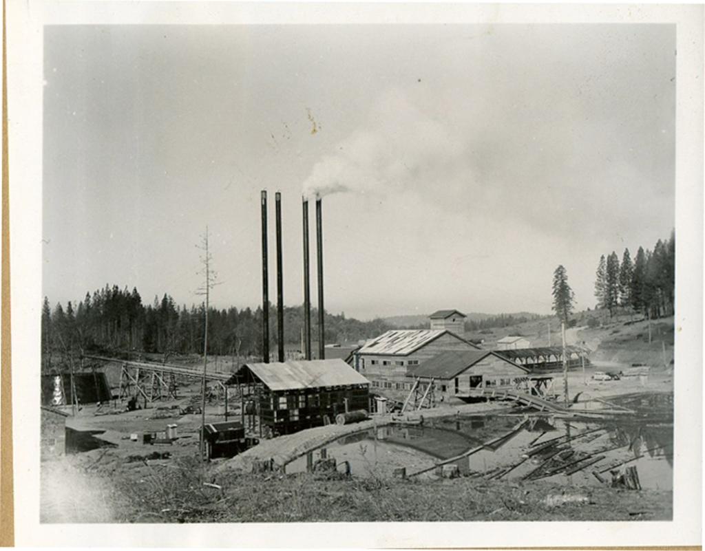 Sandy Gulch Mill