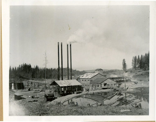 Sandy Gulch Mill