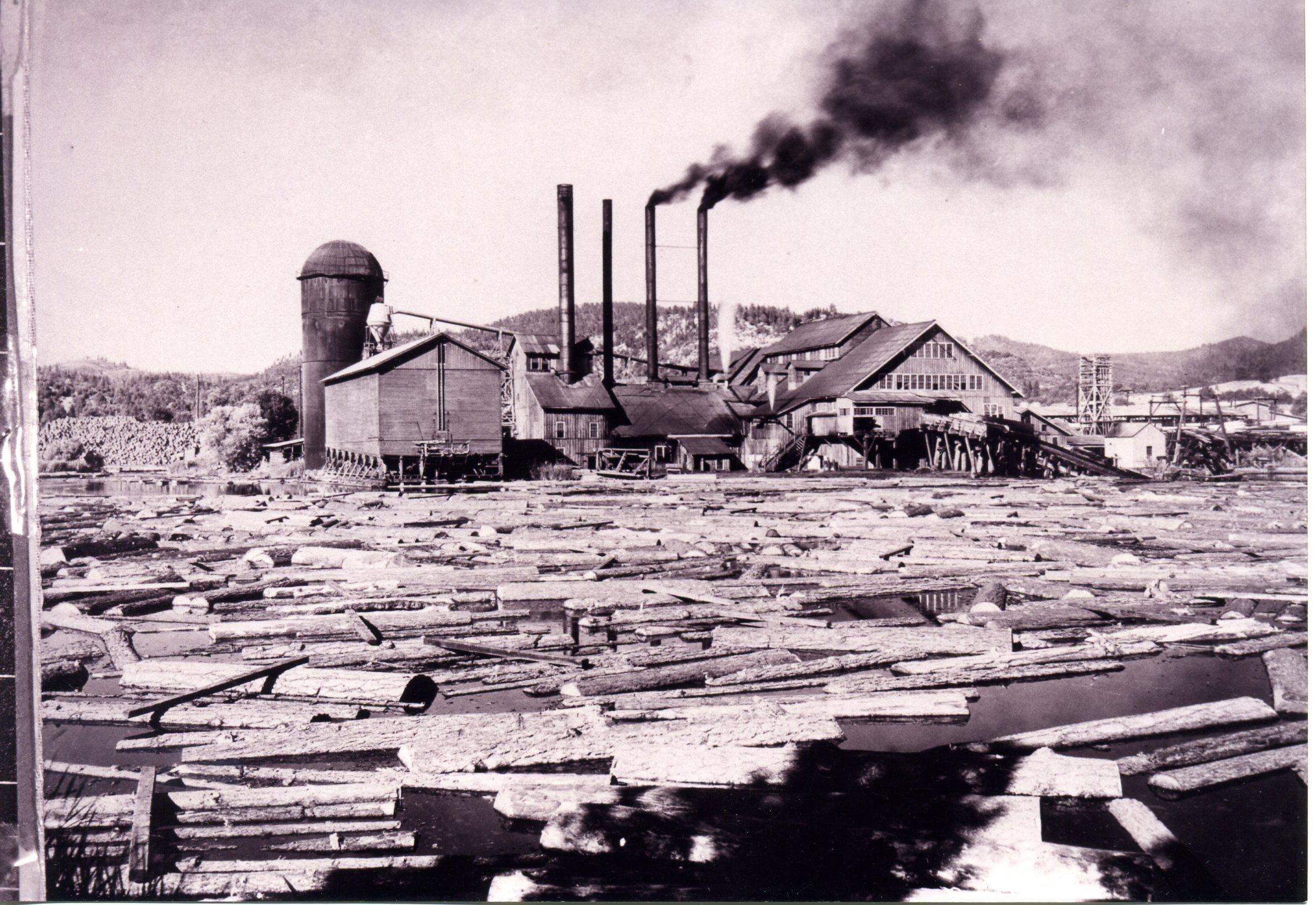 West Side Lumber Company Sierra Nevada Logging Museum