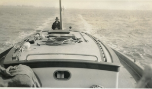 Blagen Boat on the wter