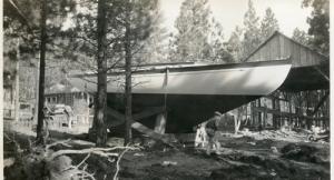 Blagen Boat shed off